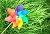 pinwheel - photo/picture definition - pinwheel word and phrase image