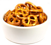 pretzels - photo/picture definition - pretzels word and phrase image