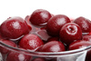 cherry compote - photo/picture definition - cherry compote word and phrase image