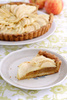 apple tart - photo/picture definition - apple tart word and phrase image