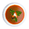 beet soup - photo/picture definition - beet soup word and phrase image