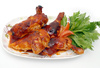 chicken bbq - photo/picture definition - chicken bbq word and phrase image