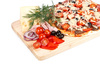 homemade pizza - photo/picture definition - homemade pizza word and phrase image