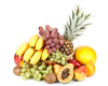 fresh fruits - photo/picture definition - fresh fruits word and phrase image