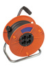 cable reel - photo/picture definition - cable reel word and phrase image