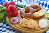 octoberfest breakfast - photo/picture definition - octoberfest breakfast word and phrase image