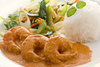 prawn masala - photo/picture definition - prawn masala word and phrase image