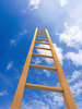 ladder - photo/picture definition - ladder word and phrase image