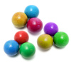 juggling balls - photo/picture definition - juggling balls word and phrase image