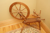 spinning wheel - photo/picture definition - spinning wheel word and phrase image