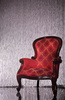 classic armchair - photo/picture definition - classic armchair word and phrase image