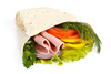 ham sandwich - photo/picture definition - ham sandwich word and phrase image