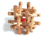 wooden puzzle - photo/picture definition - wooden puzzle word and phrase image