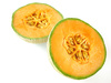 cantaloupe - photo/picture definition - cantaloupe word and phrase image