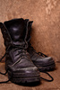 military boots - photo/picture definition - military boots word and phrase image