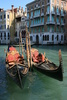 gondolas - photo/picture definition - gondolas word and phrase image