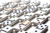 domino pattern - photo/picture definition - domino pattern word and phrase image