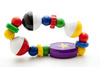baby rattle - photo/picture definition - baby rattle word and phrase image