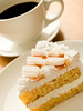 cream cake - photo/picture definition - cream cake word and phrase image