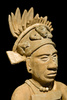 Mexican statue - photo/picture definition - Mexican statue word and phrase image