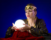 fortune teller - photo/picture definition - fortune teller word and phrase image