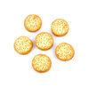 peanut butter crackers - photo/picture definition - peanut butter crackers word and phrase image