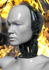 artificial intelligence - photo/picture definition - artificial intelligence word and phrase image