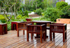house patio - photo/picture definition - house patio word and phrase image