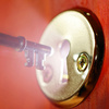 keyhole - photo/picture definition - keyhole word and phrase image