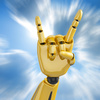 robotic hand - photo/picture definition - robotic hand word and phrase image