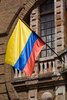 Ecuadoran flag - photo/picture definition - Ecuadoran flag word and phrase image