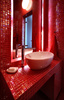 modern bathroom - photo/picture definition - modern bathroom word and phrase image