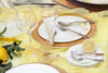 festive table - photo/picture definition - festive table word and phrase image