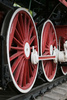 locomotive wheels - photo/picture definition - locomotive wheels word and phrase image