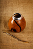 calabash cup - photo/picture definition - calabash cup word and phrase image