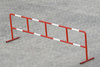 metal barrier - photo/picture definition - metal barrier word and phrase image