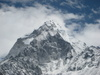 Mount Everest - photo/picture definition - Mount Everest word and phrase image