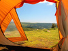 tent view - photo/picture definition - tent view word and phrase image