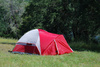 dome tent - photo/picture definition - dome tent word and phrase image