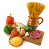 ingredients - photo/picture definition - ingredients word and phrase image