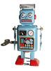 robot - photo/picture definition - robot word and phrase image