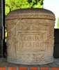 burial urn - photo/picture definition - burial urn word and phrase image