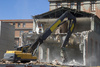 demolition - photo/picture definition - demolition word and phrase image