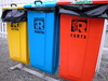 ecological trash - photo/picture definition - ecological trash word and phrase image