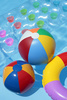 beach balls - photo/picture definition - beach balls word and phrase image