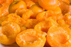 apricot halves - photo/picture definition - apricot halves word and phrase image