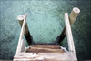 dock stairs - photo/picture definition - dock stairs word and phrase image