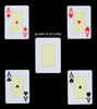 solitaire - photo/picture definition - solitaire word and phrase image
