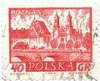 Polish stamp - photo/picture definition - Polish stamp word and phrase image