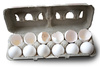 carton of eggs - photo/picture definition - carton of eggs word and phrase image